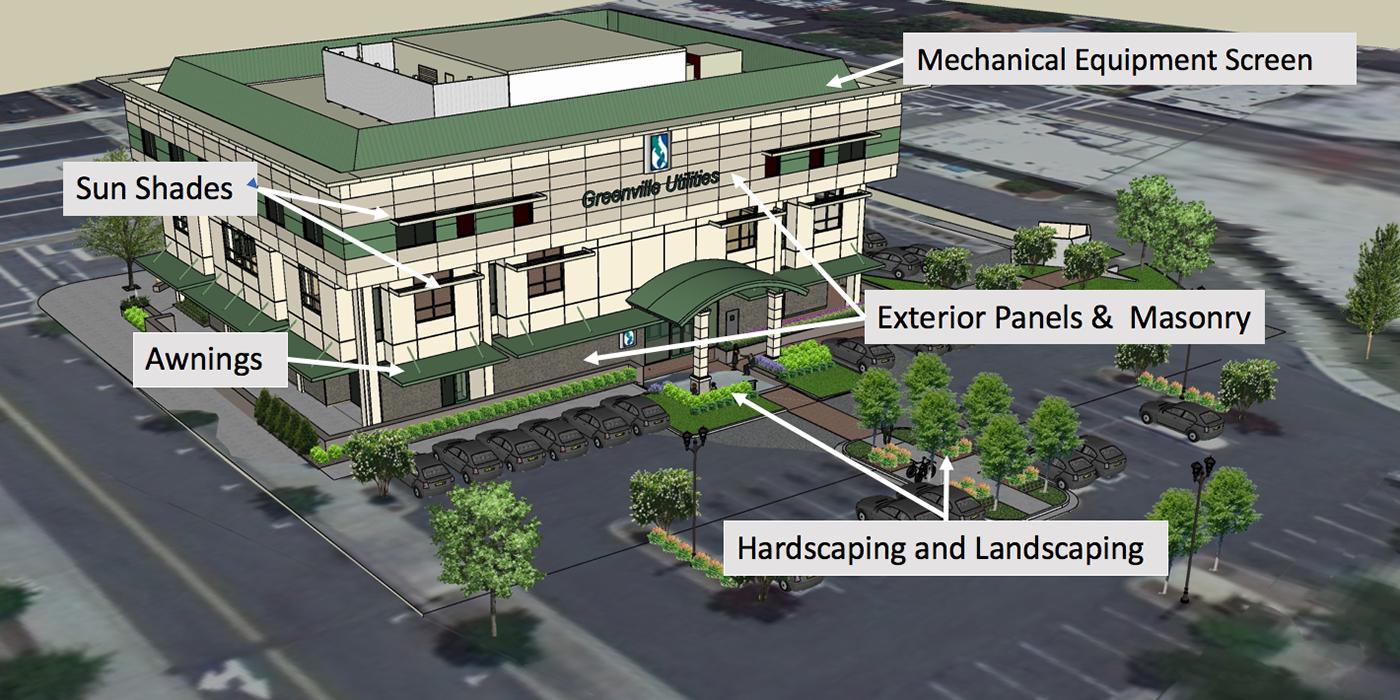 Main Office Efficiency & Enhancement Project | Greenville ...