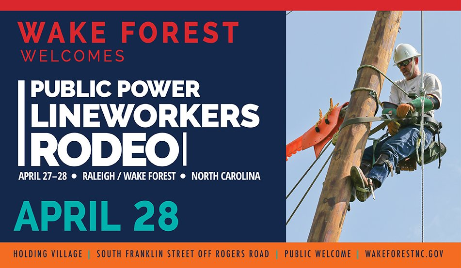 National Lineworkers Rodeo Coming To North Carolina